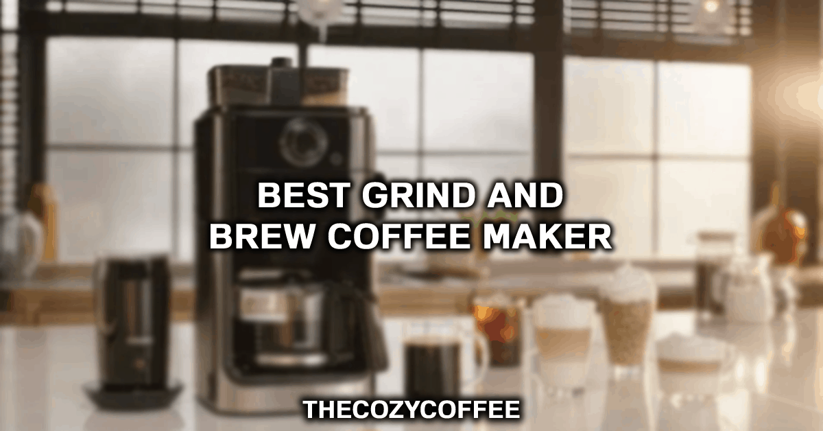 coffee makers that grind beans