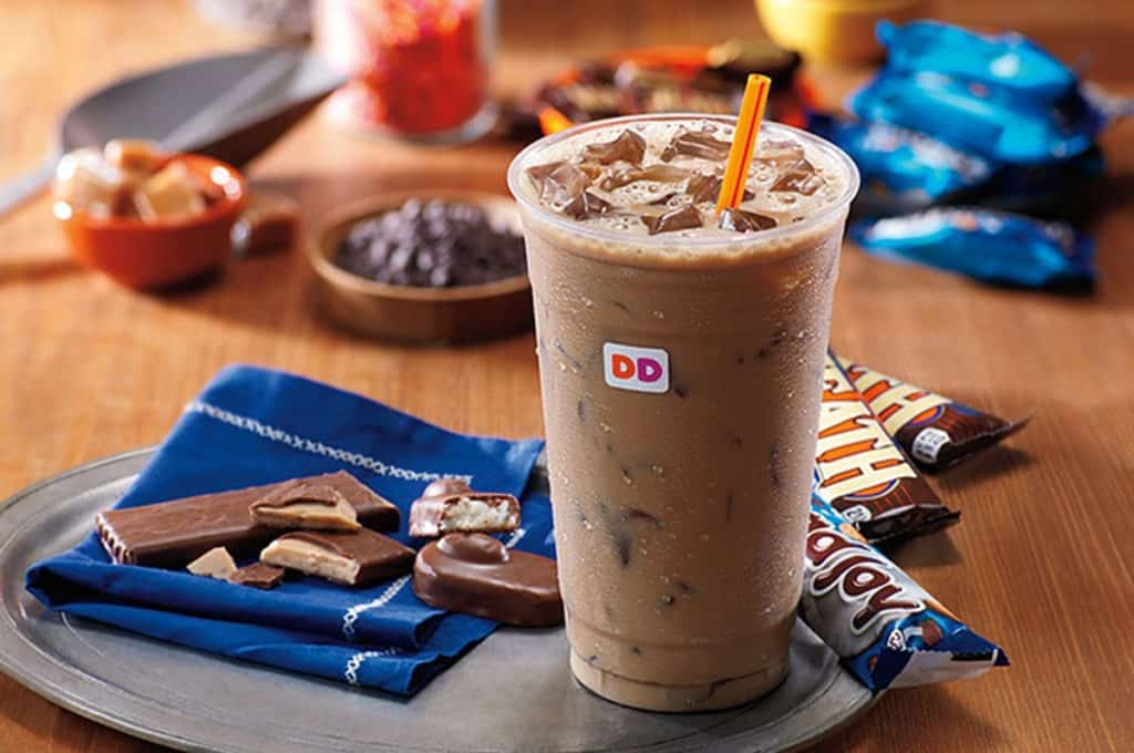 best coffee at dunkin donuts