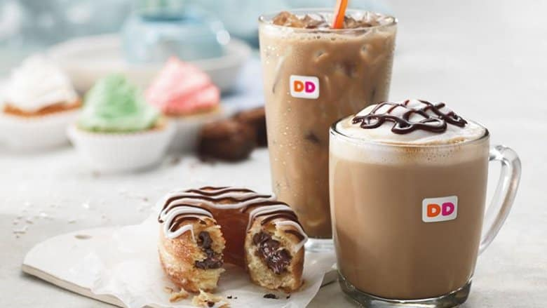 best coffee drink at dunkin donuts