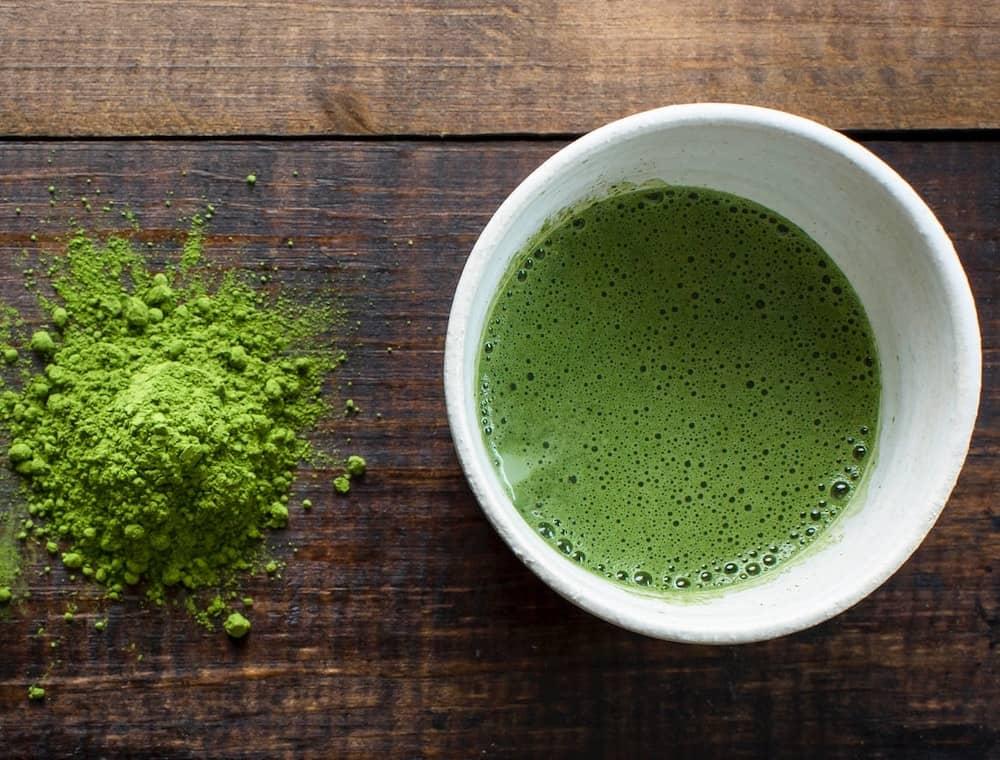 best keurig green tea