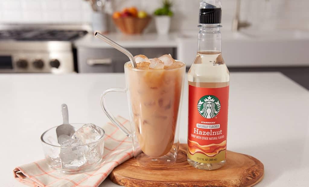 vanilla coffee syrups