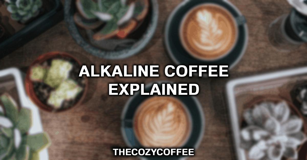 is coffee alkaline