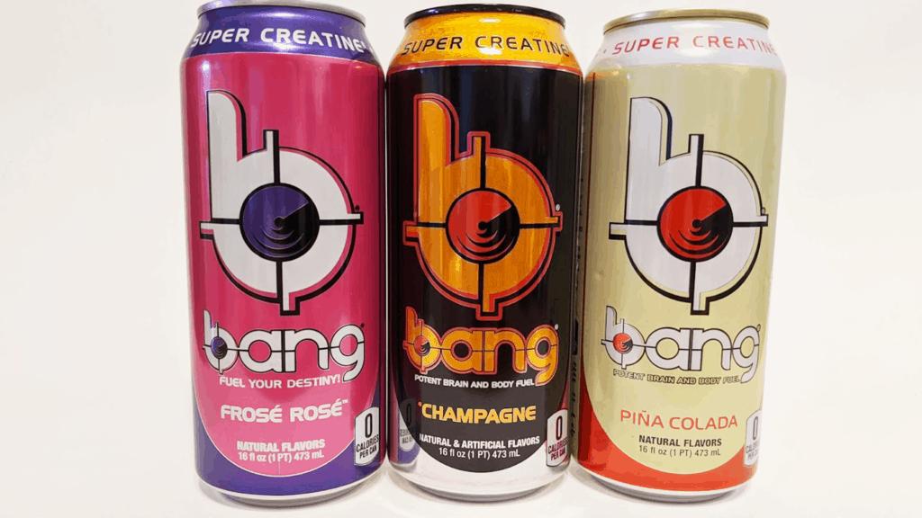 new bang flavor