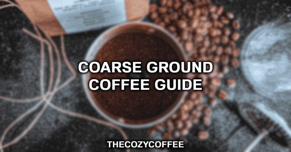 where to buy coarse ground coffee