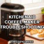 kitchenaid troubleshoot